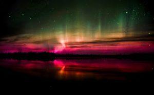 Proses Terjadinya Aurora