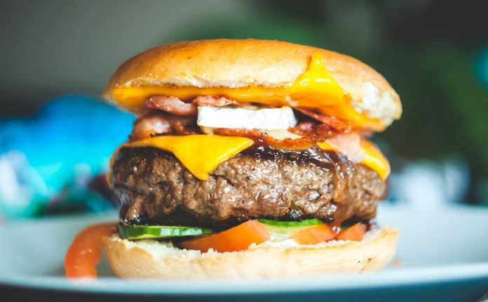 cara membuat burger